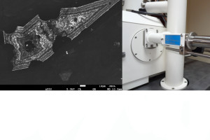 Centaurus Cathodoluminescence SEM CL, BSE, YAG Detector
